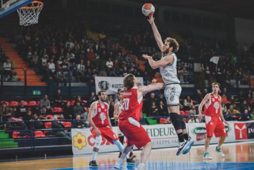 La Ristopro Fabriano si rinforza sotto canestro con Tarik Hajrovic