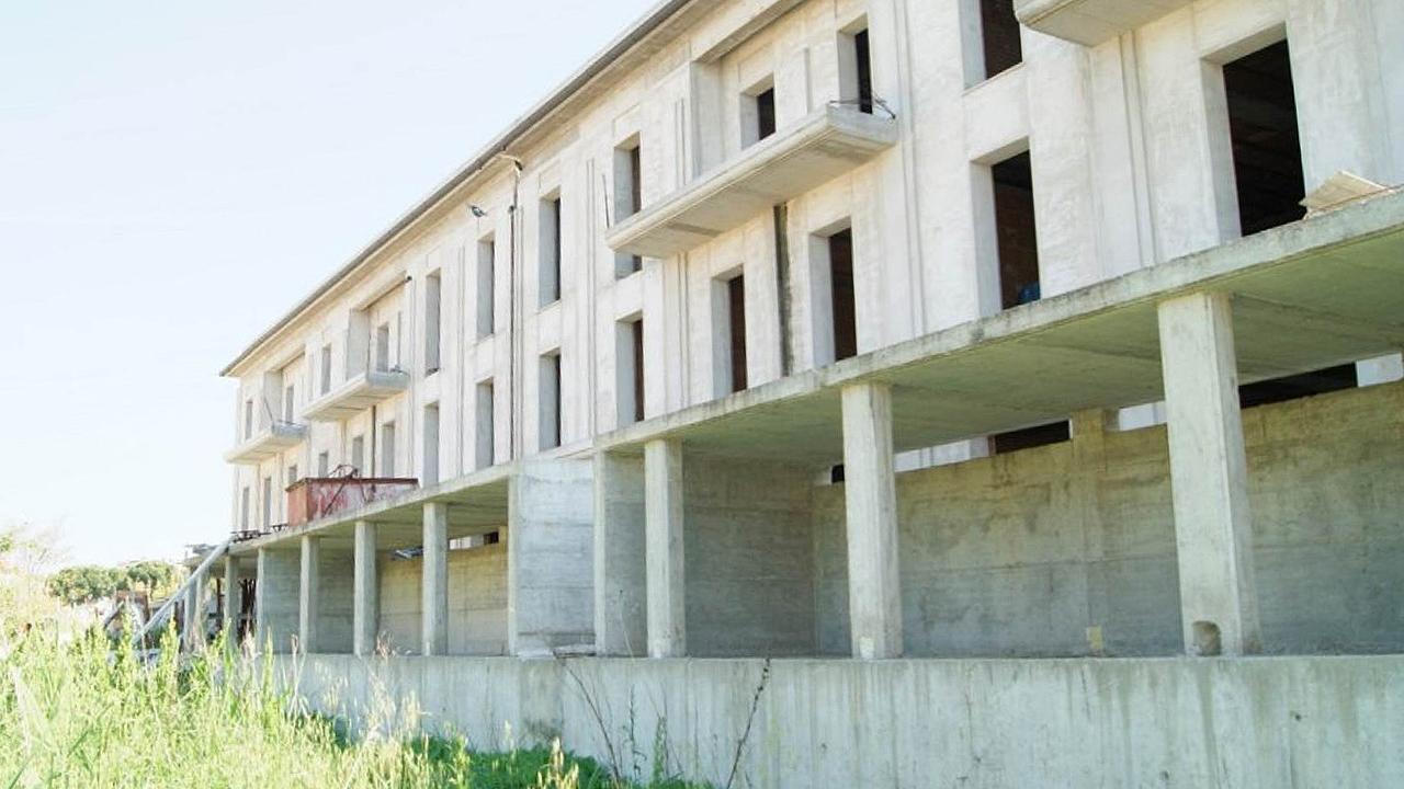 All'asta l'immobile ancora da costruire all'ex bastione di via Rodi, a Senigallia