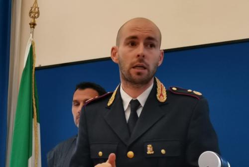 Macerata, Luconi è il nuovo capo della Mobile: «Sicurezza e attenzione ai reati che destano più preoccupazione»
