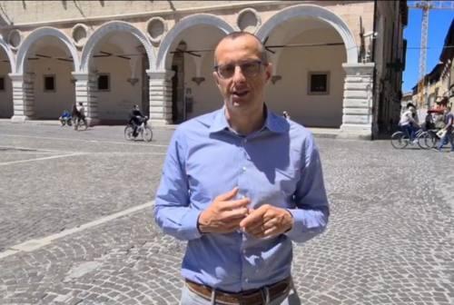 Pesaro, il sindaco Ricci: «Solo due verbali con multa minima a Ferragosto, l'ordinanza sanitaria andava fatta rispettare»