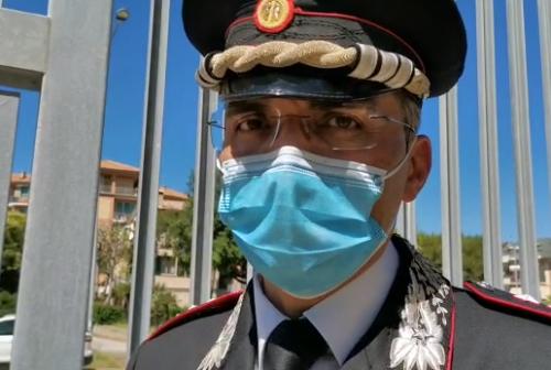 In arrivo venti nuovi carabinieri a Porto Recanati. Roberti: «L'esigenza principale è l'Hotel House»