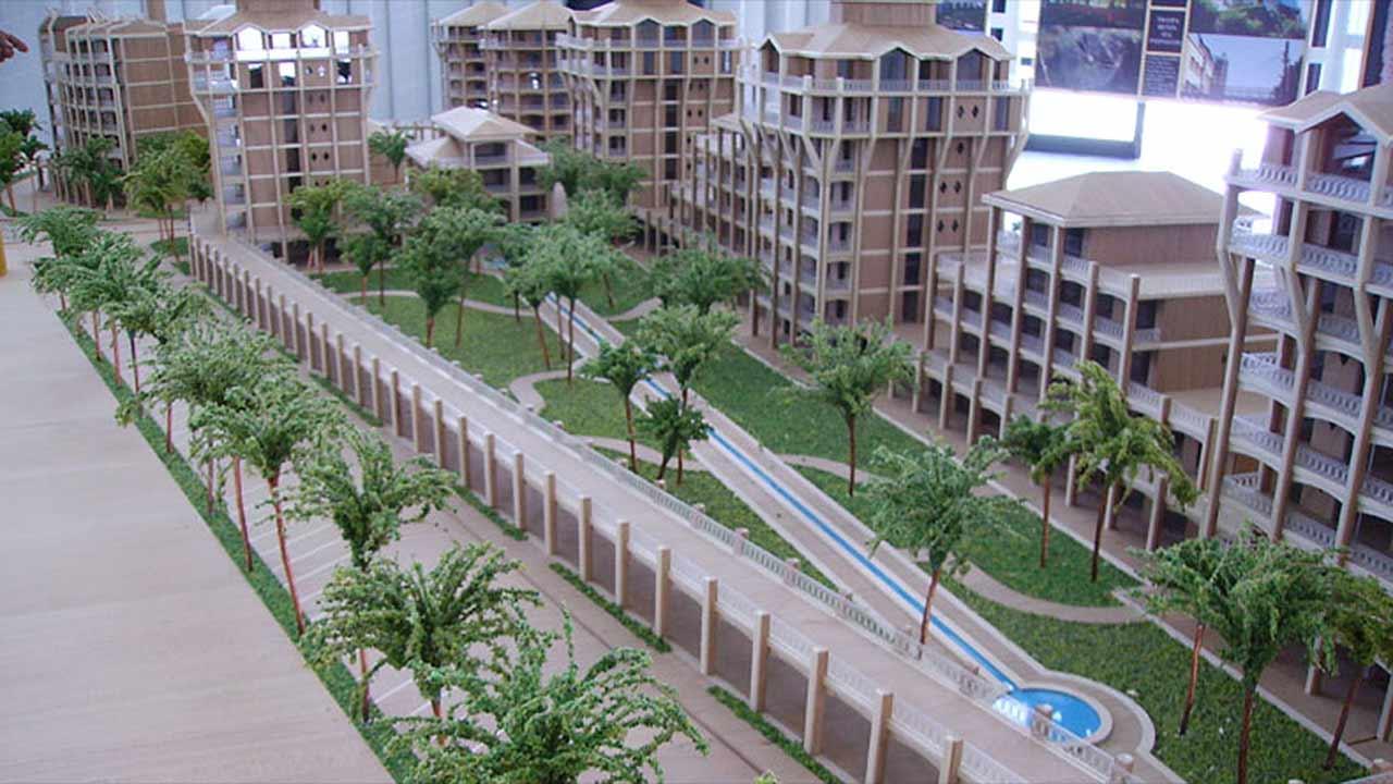 Il progetto Portoghesi per l'area ex Sacelit di Senigallia: appartementi, negozi, parcheggi e verde sul lungomare Mameli