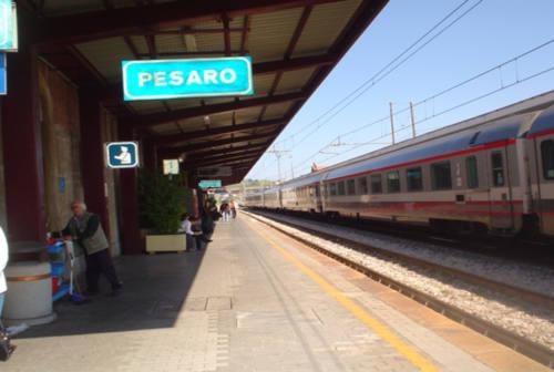 Pesaro, nuovo ingresso e piazzale per la stazione ferroviaria