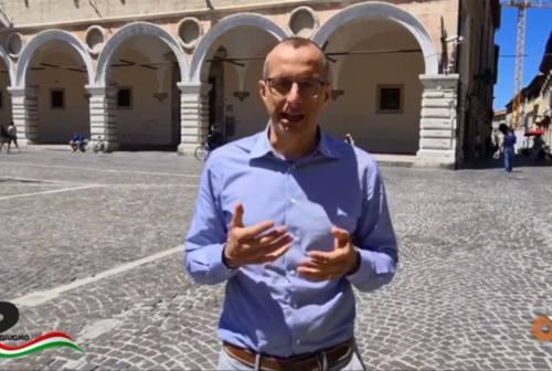 2 giugno, il sindaco di Pesaro Ricci: «Velocità per il Decreto rilancio, così ne uscirà una Repubblica più unita» – VIDEO