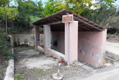 Jesi: Tornabrocco ripulita ma la copertura perde pezzi