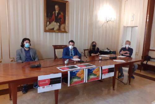 Mannucci e Art Community: a Jesi l'arte dell'emergenza nel nome di Nikita