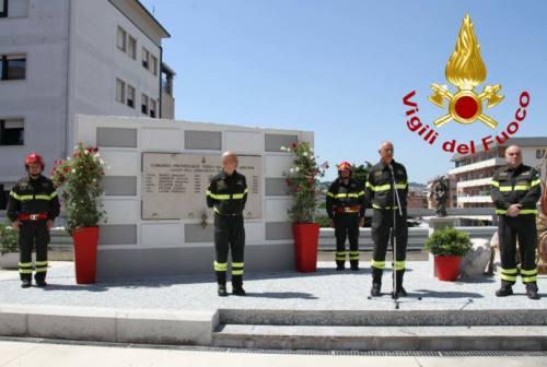 Ancona, cambio al vertice del Comando provinciale dei vigili del fuoco