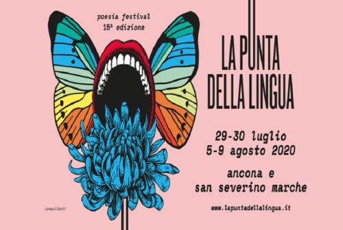 """""""La punta della lingua"""" tra Ancona e San Severino: al via la XV edizione del festival della poesia totale"""