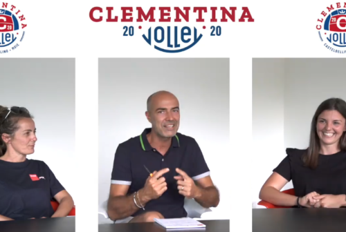 Clementina Volley ufficializza la conferma di Ludovica Leonardi. Il reparto palleggiatrici è già chiuso