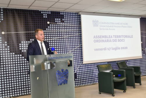 Confindustria Marche Nord Territoriale di Ancona, Pierluigi Bocchini è il nuovo presidente