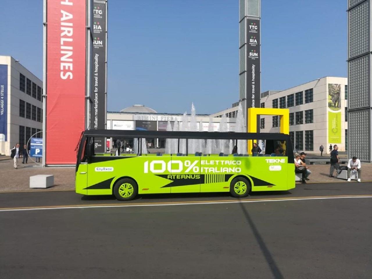 Il bus elettrico