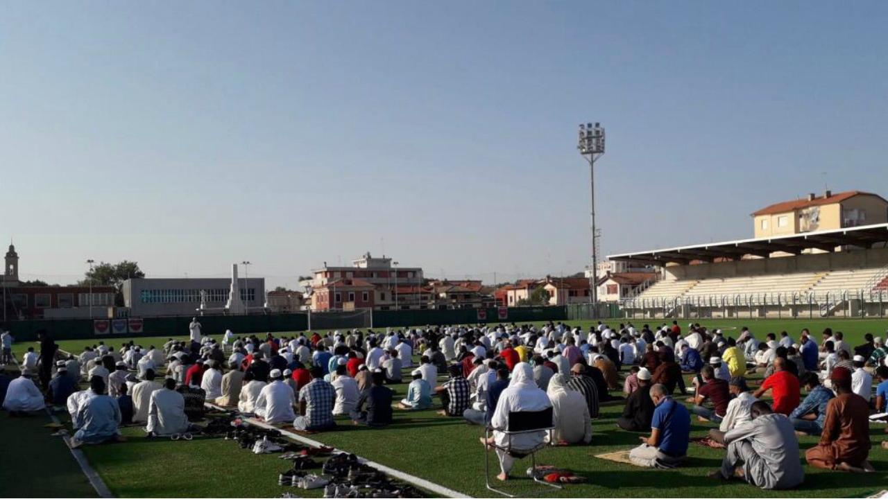 Festa del Sacrificio allo Stadio Bianchelli a Senigallia