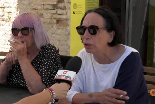 """""""Storie di strada"""", taglio del nastro per la mostra di Letizia Battaglia"""