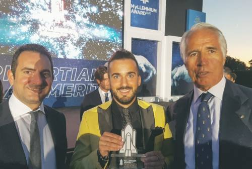 Doppietta di Daniele Bartocci ai Myllennium Awards