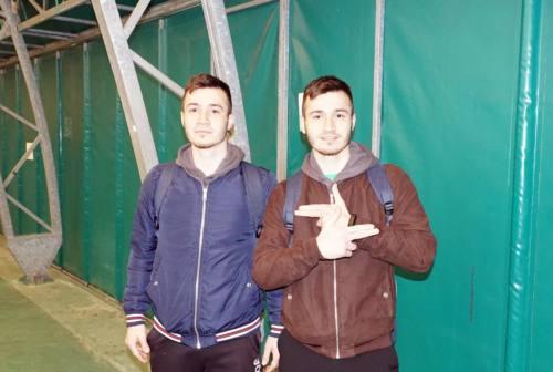Calcio a 5: il Cus Ancona conferma i gemelli Benigni