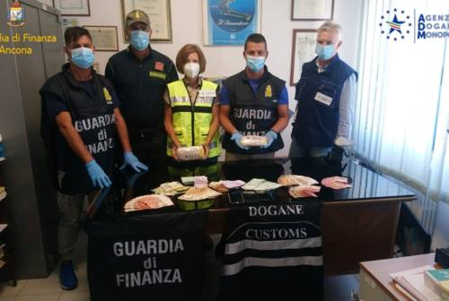 Traffico di droga, due arresti al Porto di Ancona. Sequestrato un chilo di eroina dall'Albania