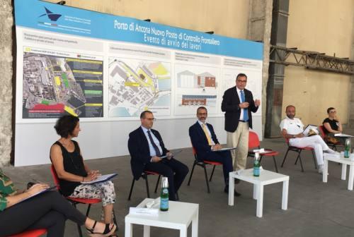 Porto di Ancona: partiti i lavori del nuovo Posto di Controllo frontaliero sanitario all'ex Tubimar – VIDEO