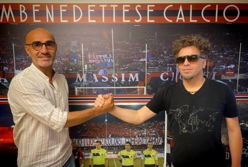Calcio, Sambenedettese: arrivata la conferma di mister Paolo Montero