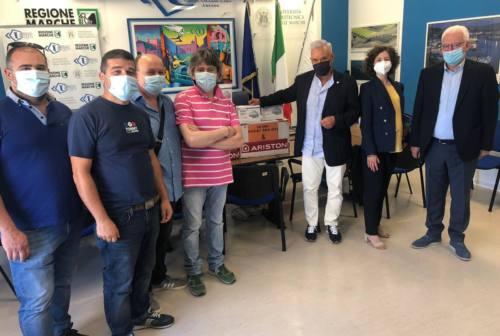 Il grande cuore dei lavoratori della Ariston Thermo di Genga