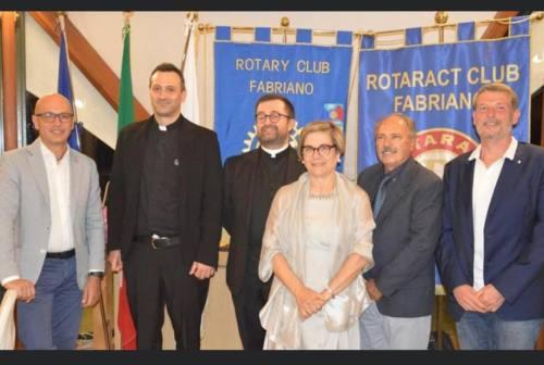 Fabriano: passaggio di consegne per Rotary e Rotaract