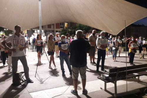 Fano, non si placano le polemiche per la contro-manifestazione sul DDL sulla Omotransfobia