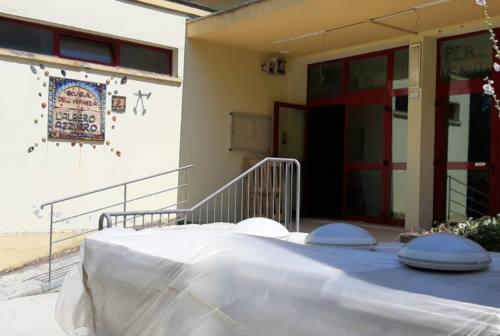 Fano, l'asilo Albero Azzurro è già nel futuro: in arrivo pannelli fotovoltaici e illuminazione a led