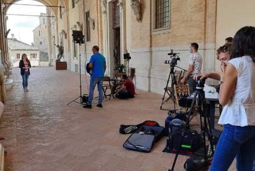 """Loreto come un set: girata la puntata dei """"Viaggi del cuore"""" di Rete 4"""