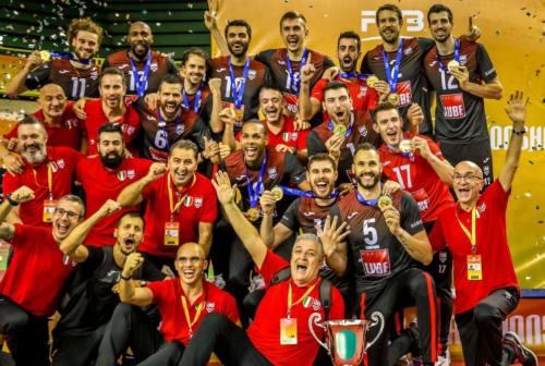 Civitanova capitale del volley mondiale. La Lube attrae i grandi eventi