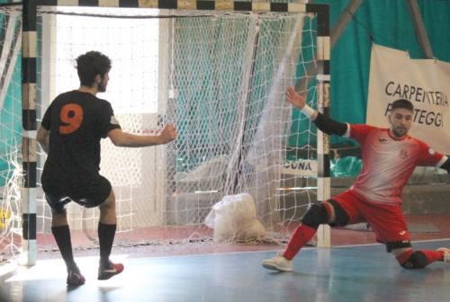 Futsal, il Cus Ancona riconferma i portieri Mazzarini, De Luca e Croitoru