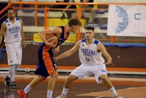 Robur Basket Osimo, il colpo a effetto si chiama Pietro Montanari