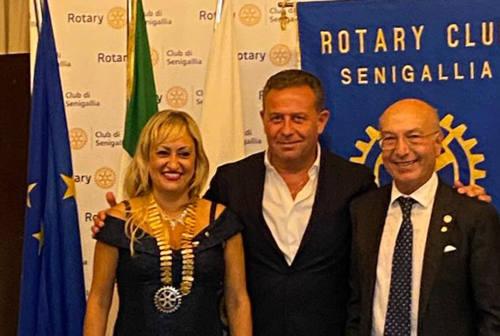 Rotary Senigallia, al vertice c'è Rossana Berardi