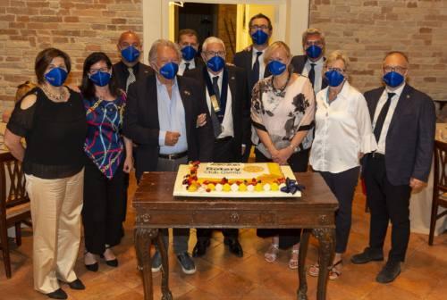 Osimo, Pasquale Romagnoli eletto presidente del Rotary club