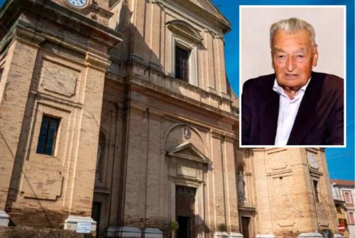 "Montemarciano saluta Sauro Sampaolesi detto ""Cynar"""