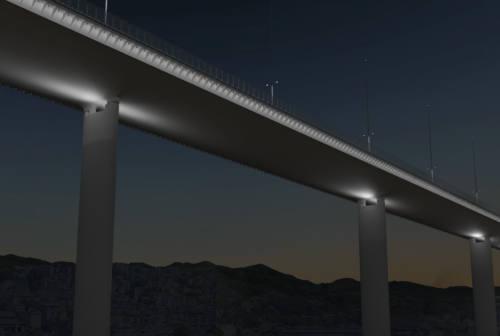 iGuzzini illuminerà il nuovo viadotto di Genova progettato da Renzo Piano