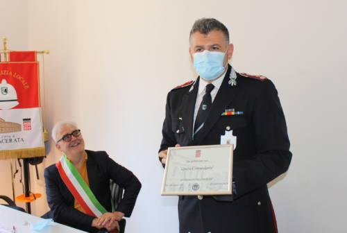 Polizia locale di Macerata, il bilancio dei primi sei mesi: «Attività stravolta dal covid, ma siamo andati avanti»