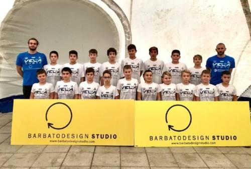 Vela Pallanuoto, Pieroni: «Ai giovani consiglio di mettere tanta passione»