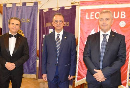 Lions Club di Fabriano: Paolo Patrizi nuovo presidente