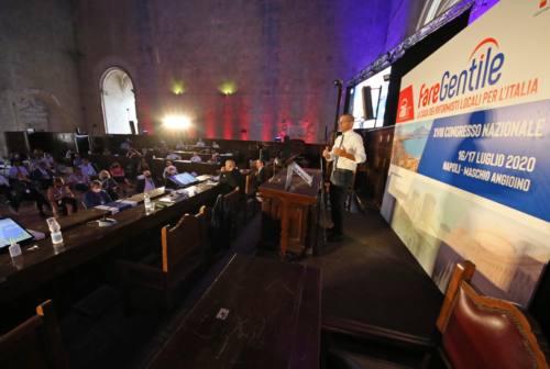 Congresso Ali, Ricci: «Serve una riforma delle regioni, sono troppo piccole per gestire sanità e fare leggi»