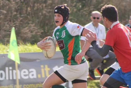 Il fabrianese Filippo Barbacci selezionato per i Centri di Formazione di rugby