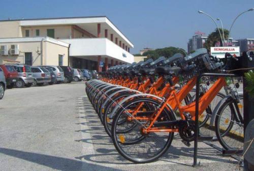 C'era una volta il bike sharing a Senigallia