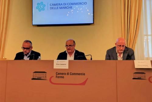 Camera di Commercio Marche, due milioni al Fermano in un anno e mezzo. Sabatini: «Liquidità e vicinanza alle PMI»