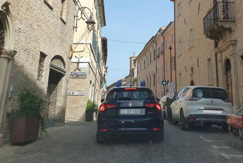 Droga nella scarpa, 45enne di Corinaldo arrestato dai carabinieri