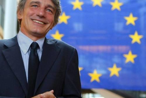David Sassoli per i 50 anni della Regione Marche