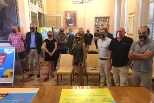Cultura, associazionismo e sicurezza: Civitanova e l'Amat ripartono dal «teatro a cielo aperto» al Varco