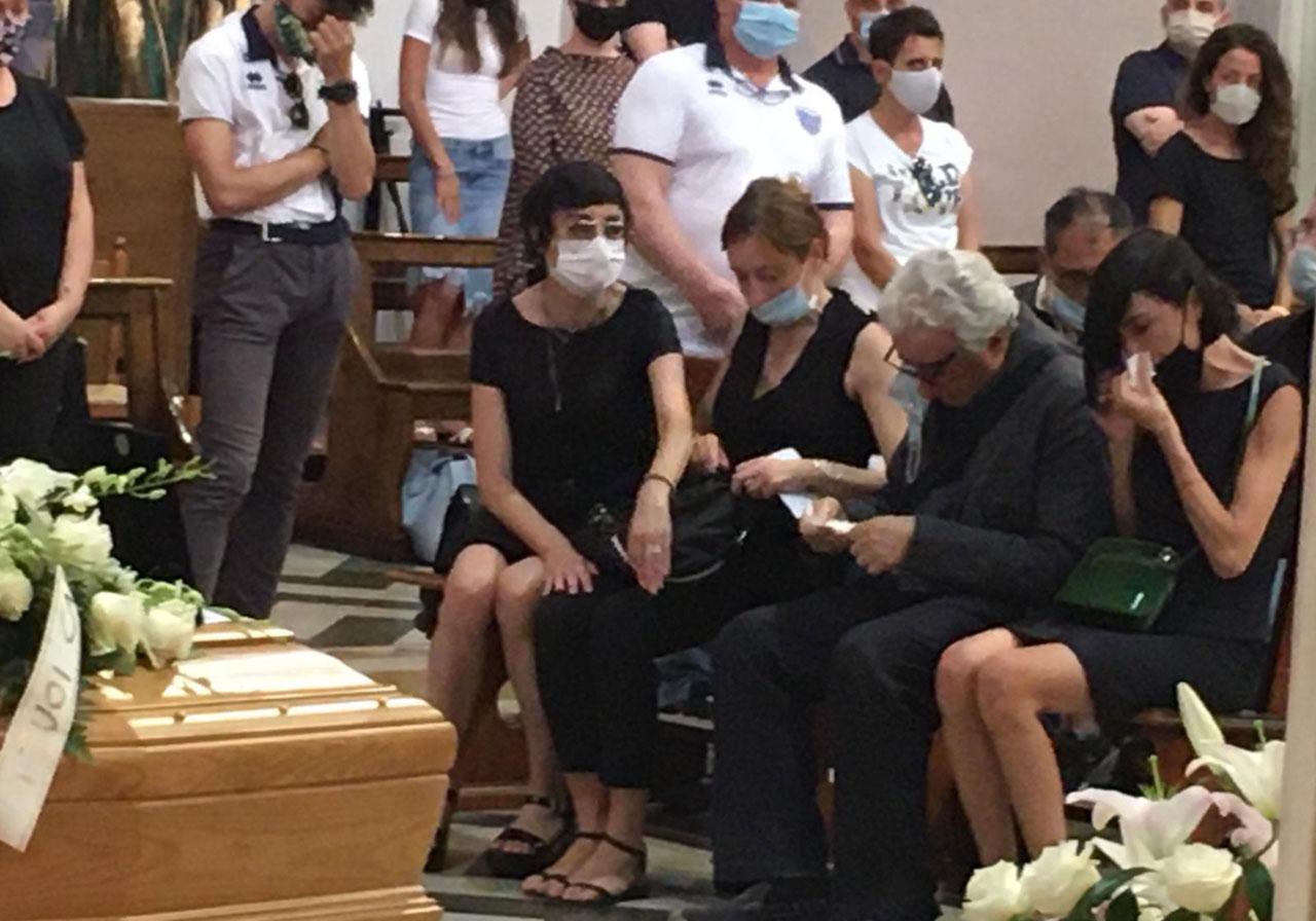 funerale Fiorella Scarponi