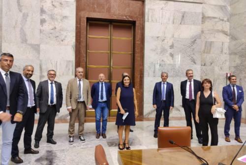 Post sisma: «Istituire una zona economica speciale nel cratere per far ripartire l'economia». Incontro a Roma