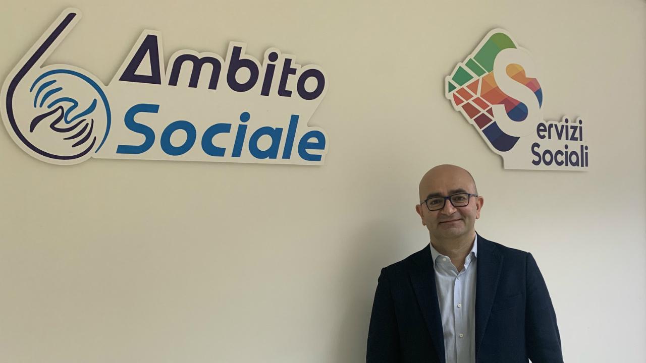 L'assessore al Welfare Dimitri Tinti