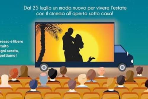 Ancona, parte il Cinetour d'estate: da stasera proiezioni all'aperto in città e nelle frazioni