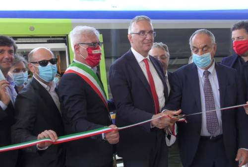 Macerata, l'Università ha la sua fermata del treno: «Contributo alla qualità della vita degli studenti e del territorio»