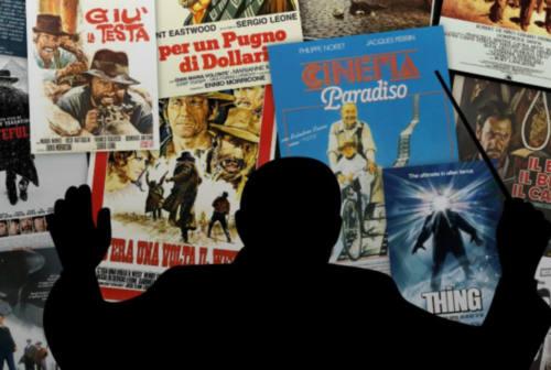 "Mondolfo omaggia Ennio Morricone durante la ""Notte dei Desideri"""